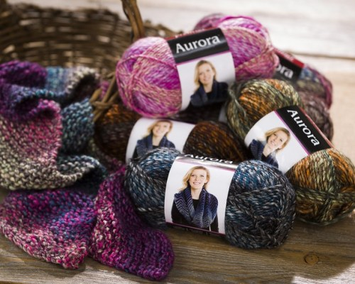 Aurora Yarn