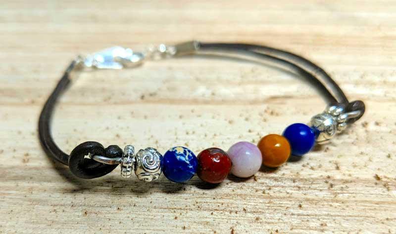 Beaded Stackable Bracelet
