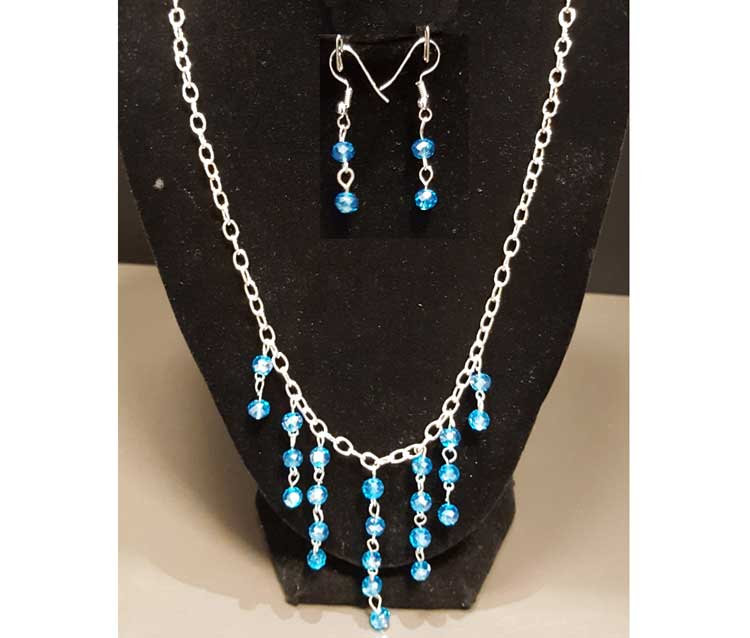 Beading 102 - Necklace & Earrings @ Gresham Location | Beaverton | Oregon | United States