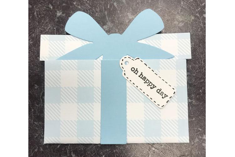 Gift Card Holder Make & Take @ Salem Locatin | Salem | Oregon | United States
