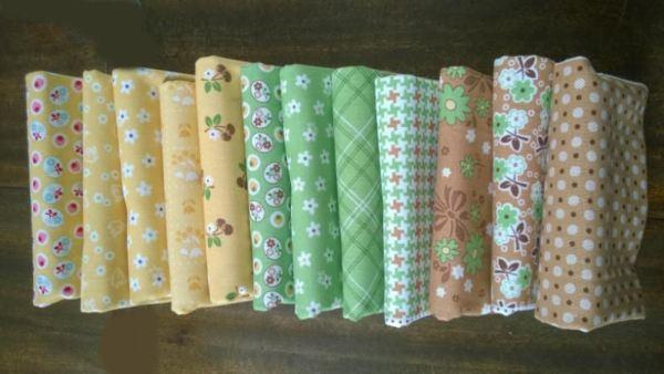 Riley blake calico days fabric by lori holt