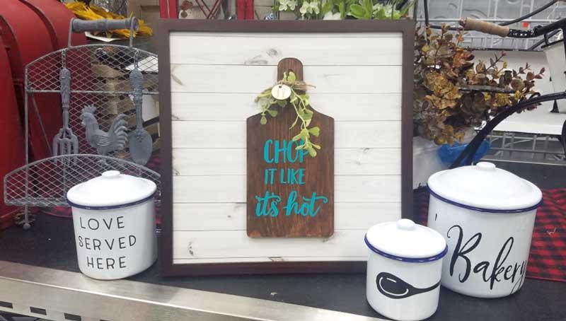 Happy Hour: Chop It! Paddle Board Frame @ Craft Warehouse @ Gresham Station | Gresham | Oregon | United States