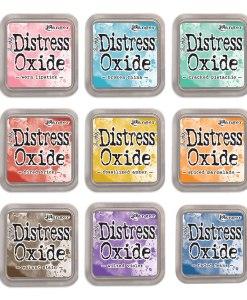 Tim Holtz Distress Oxide Ink Pads at Craft Warehouse