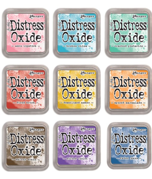 Tim Holtz Distress Oxide Ink Pads at Craft Warehouse