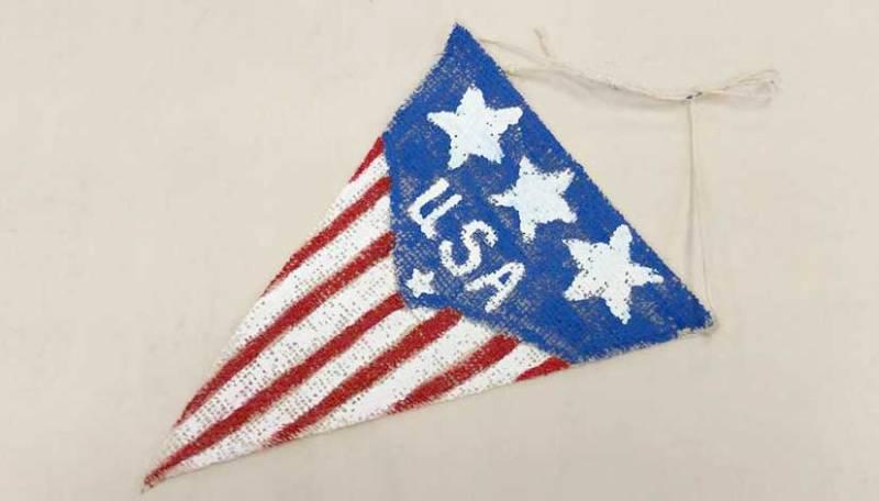 Flag Pennant @ Medford Location | Medford | Oregon | United States