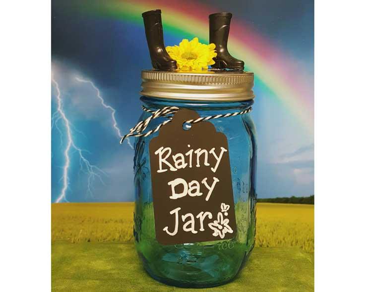 Rainy Day Jar @ Meridian Location | Meridian | Idaho | United States