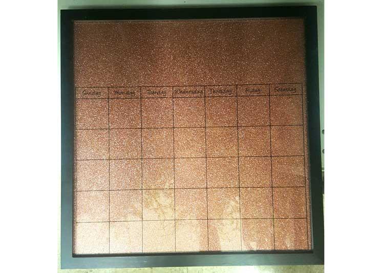 Glitter Calendar @ Meridian Location   Meridian   Idaho   United States