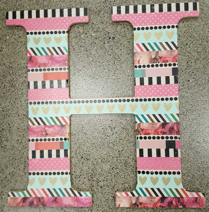 Happy hour washi tape monogram craft warehouse for Craft warehouse coupons 2017