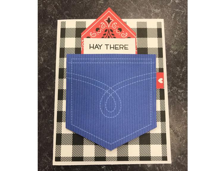 Handkerchief Pocket Card Make & Take @ Salem Location | Salem | Oregon | United States