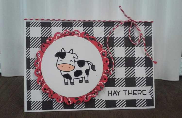 """Hay There"" Card @ Bearverton Location | Beaverton | Oregon | United States"