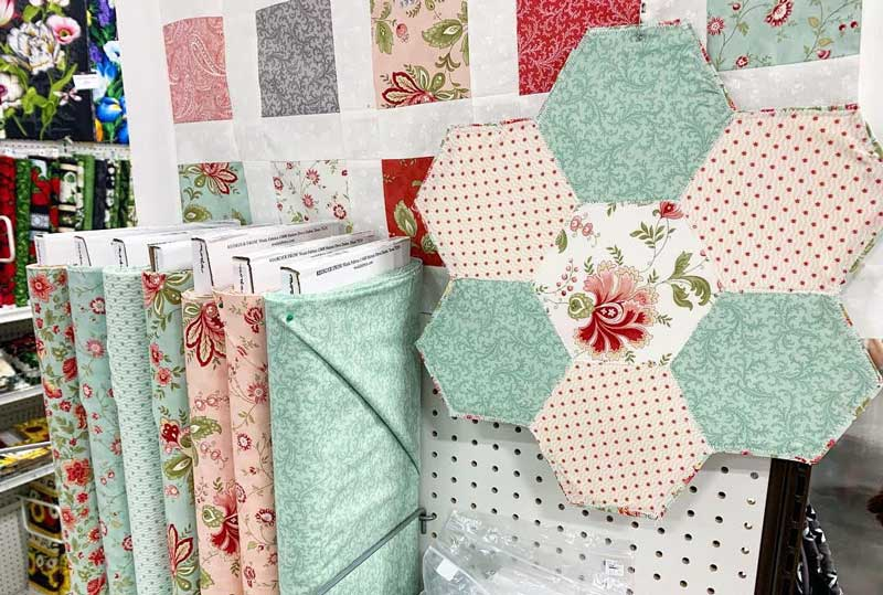 Hexi Placemat