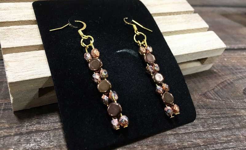 Honeycomb Earrings @ Hazel Dell Location | Vancouver | Washington | United States