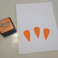 Lawn fawn carrot stamp