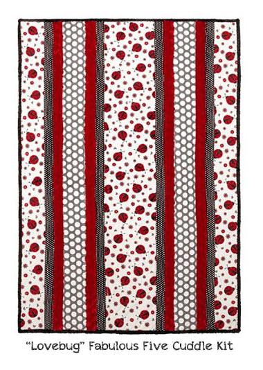 Cuddle Fabric Kits at Craft Warehouse