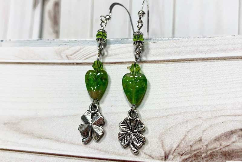 Luck O' The Irish Earrings @ Hazel Dell Location | Vancouver | Washington | United States