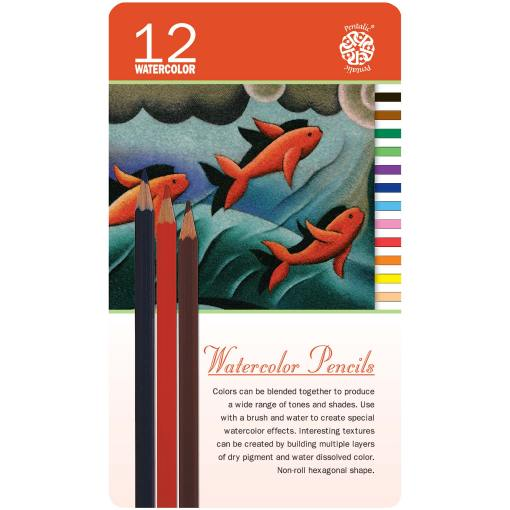 Pentalic Watercolor Pencils at Craft Warehouse
