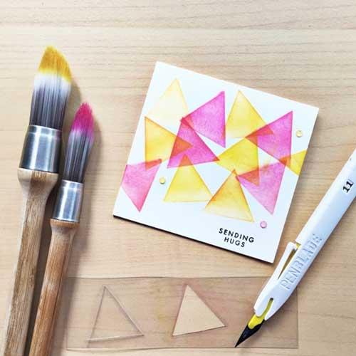 pen blades art