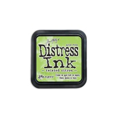 Ranger Tim Holtz Disstress Ink twisted citron