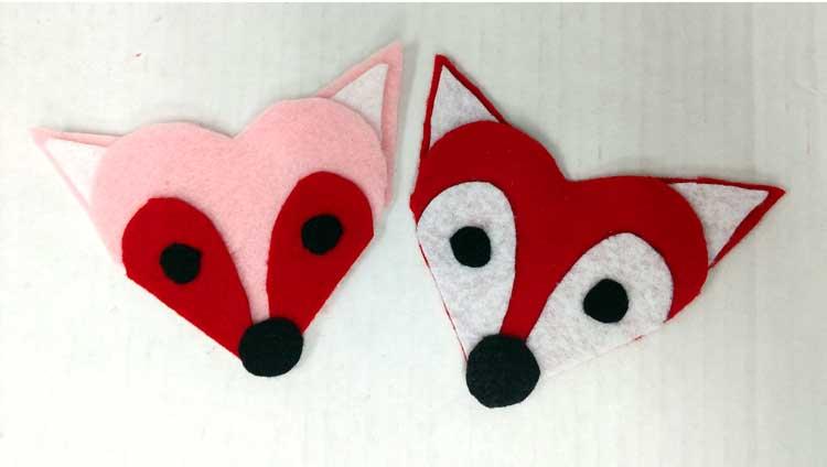 Valentine Foxes @ Vancouver Location | Vancouver | Washington | United States