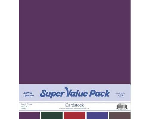 Super Value, ADP, PA, Cardstock