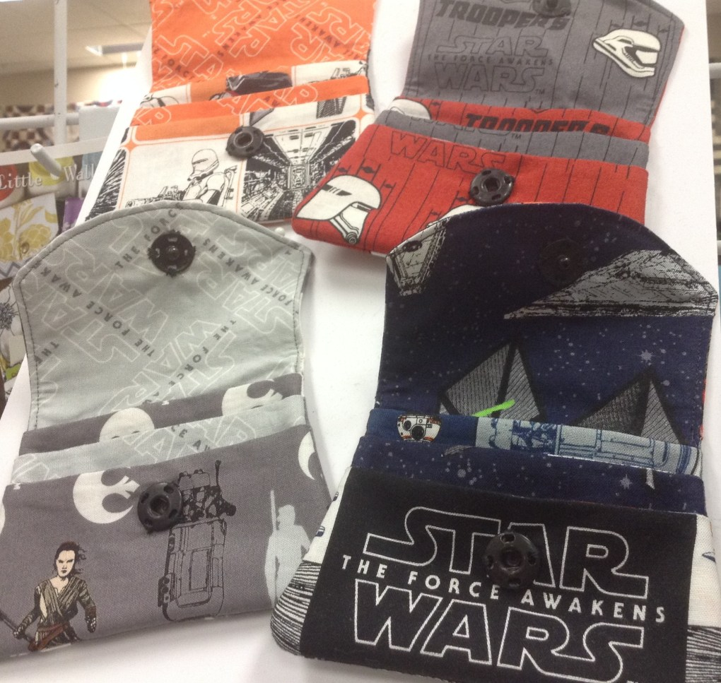 Star Wars DIY Wallet