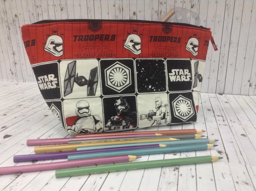 Star Wars Zippy Stripy Pencil Case