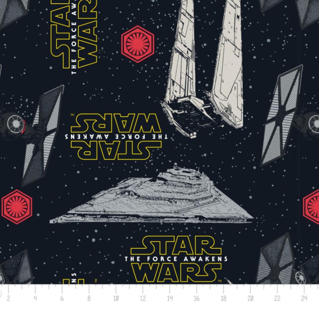 Star Wars Fleece The Force Awakens