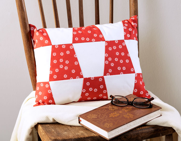 Sew this Thimble Pillow - Free Pattern from Craft Warehouse