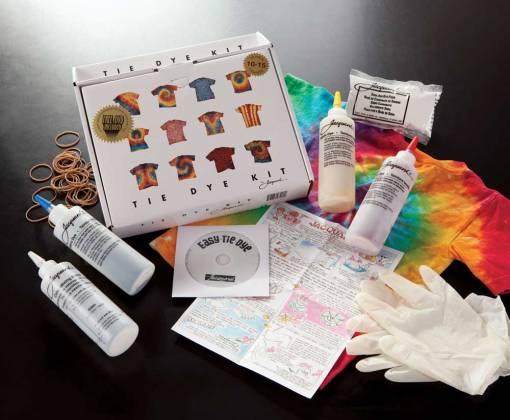 Tie Dye Kit at Craft Warehouse