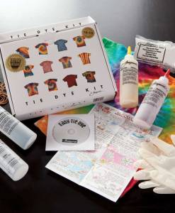 Tie Dye Kit at Craft Warehouse