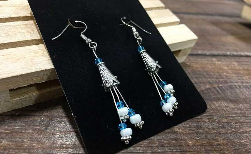 Winter Sparkle Earrings @ Hazel Dell Location | Vancouver | Washington | United States