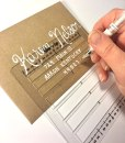 Address-a-Lope Envelope Template