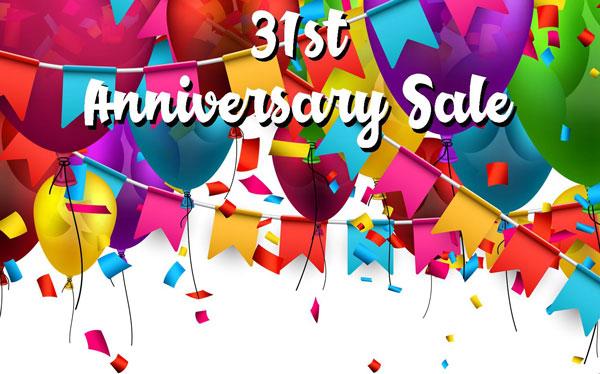 Anniversary Sale @ Gresham Location | Gresham | Oregon | United States