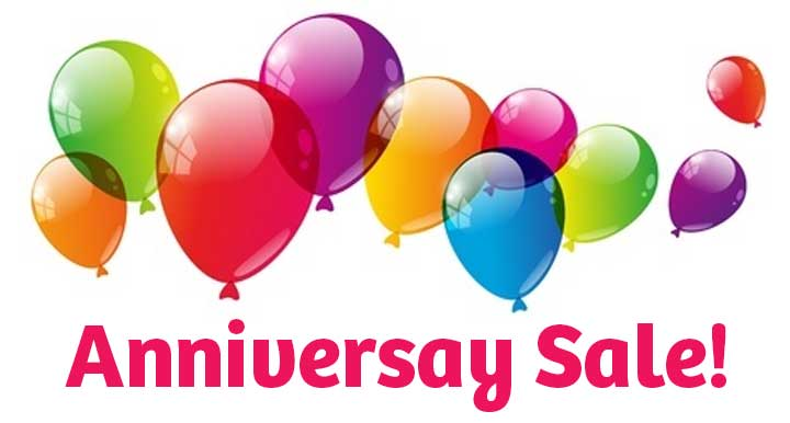 Anniversary Sale @ Medford Location | Vancouver | Washington | United States