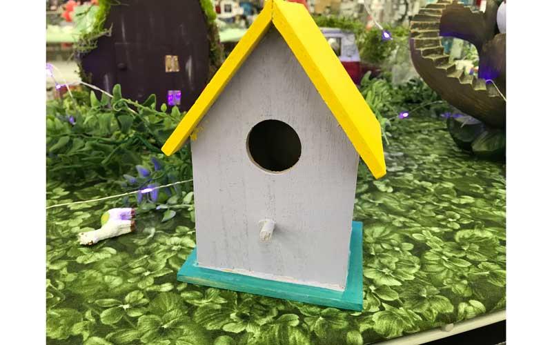 Spring Break: Birdhouse Painting @ Vancouver Location