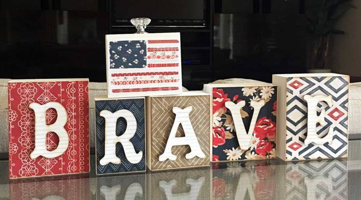 Create a Sweet Freedom Block Set at Craft Warehouse