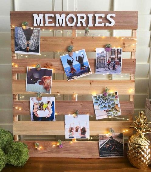 Photo Light String Board