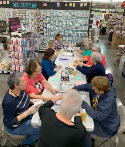 Card Club at Hazel Dell Craft Warehouse in Vancouver, Wa