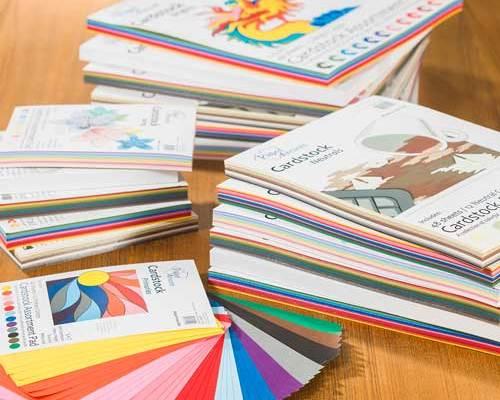 Petersen-Arne, Paper Accents, paper packs, cardstock