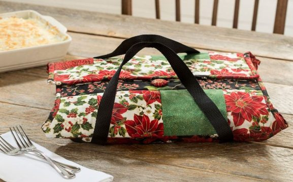 Sewing a Casserole Carrier