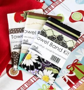 Towel Bands at Craft Warehouse