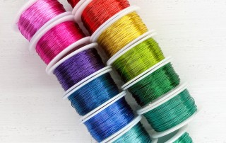 Colorful Artistic Wire