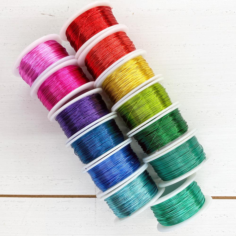 Colorful Artistic Wire