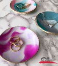 Make Jewelry Dishes with Sculpey
