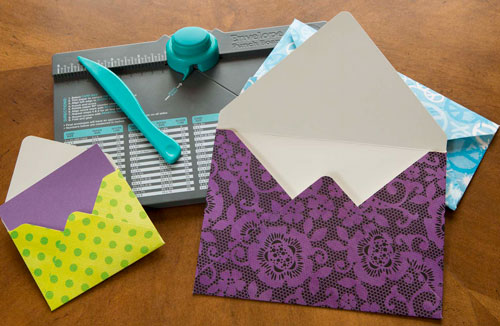 Envelope Punch Board at Craft Warehouse