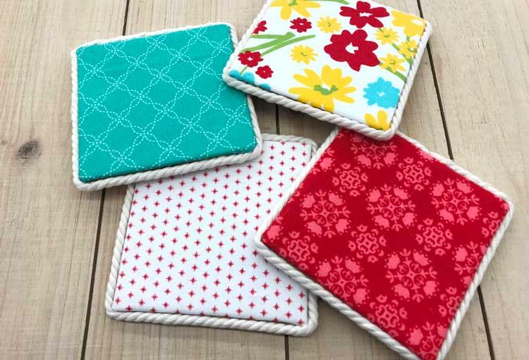 Happy Hour: Fabric Coasters @ Vancouver Location | Vancouver | Washington | United States
