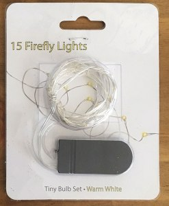 Get Battery Operated Firefly Lights at Craft Warehouse