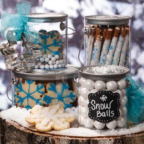 Frozen pails