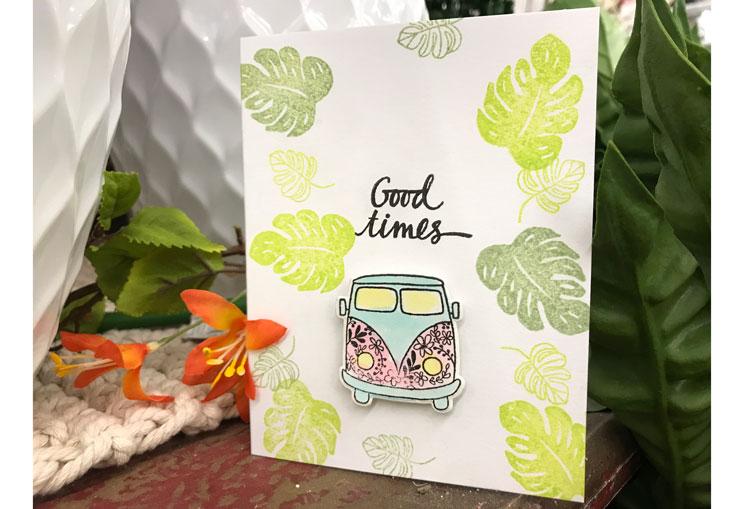 Good Times Card Make & Take @ Vancouver Location   Vancouver   Washington   United States