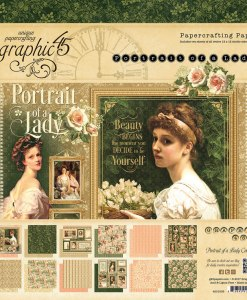 Graphic 45 Portrait of a Lady Paper Pads